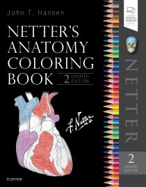 Netter\'s Anatomy Coloring Book Updated Edition