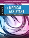 Study Guide and Procedure Checklist Manual for Kinn's The Medical Assistant