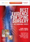 Best Evidence for Spine Surgery